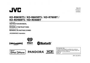 JVC inside radio manual (KD-R780BT)